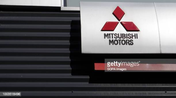 Mitsubishi logo Mitsubishi Group is a Japanese automobile manufacturer that designs engineers produces markets and distributes vehicles
