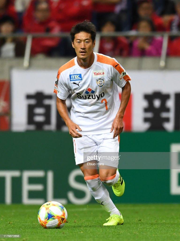 Urawa Red Diamonds v Shimizu S-Pulse - J.League J1 : ニュース写真