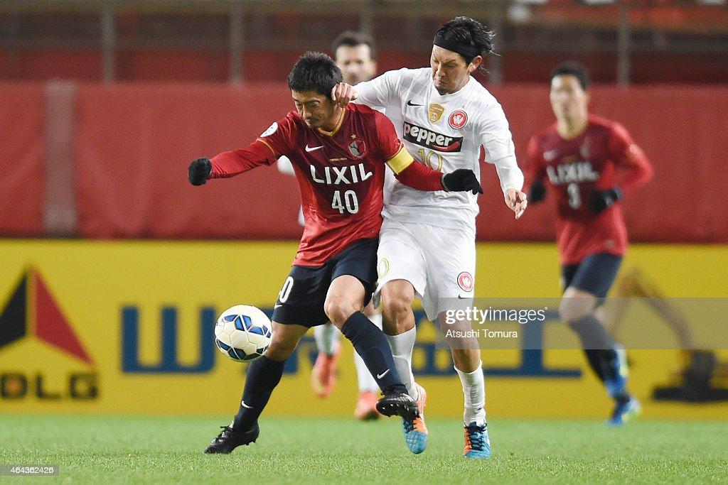 Kashima Antlers v Western Sydney - AFC Champions League Group H : News Photo