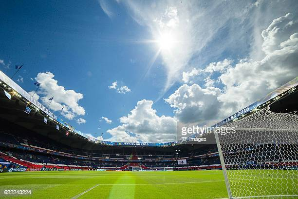 Mittwoch Europameisterschaft in Frankreich Paris Rumaenien Schweiz feature Stadion Parc des Princes in Paris