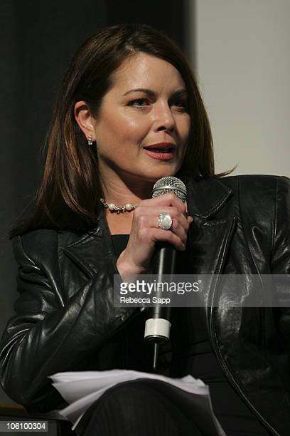 Mitzi Kapture Donahue during The Writers Guild Foundation Tribute to Stephen J Cannell March 30 2006 in Los Angeles California United States