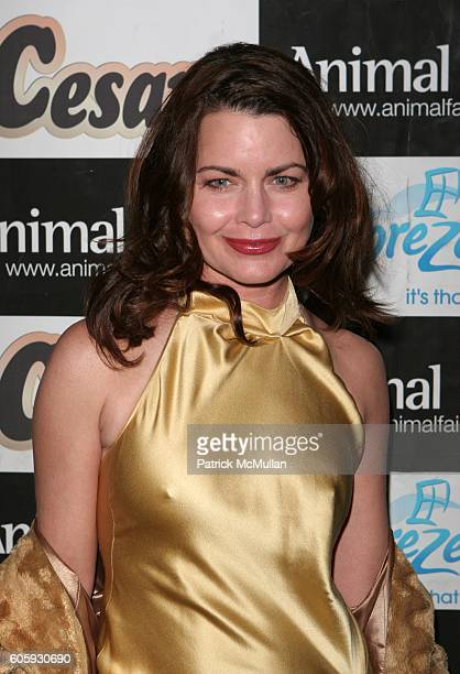 Mitzi KaptureDonahue attends Febreze Presents Animal Fair Magazine's 7th Annual Paws For Style Celebrity Pet Fashion Show Benefiting Animal Medical...