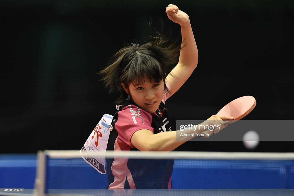 All Japan Table Tennis Championships - Day 5 : ニュース写真