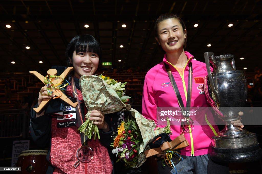 Table Tennis World Championship - Day 7 : ニュース写真