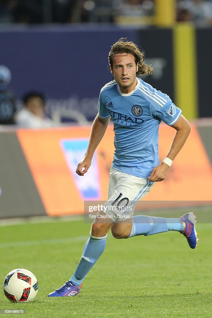 NYCFC Vs Real Salt Lake : News Photo