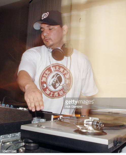 Mix Master Mike of The Beastie Boys during ck one Music Lounge at Hard Rock Hotel - Produced by BMF Media Group - Day 2 at Hard Rock Hotel in...