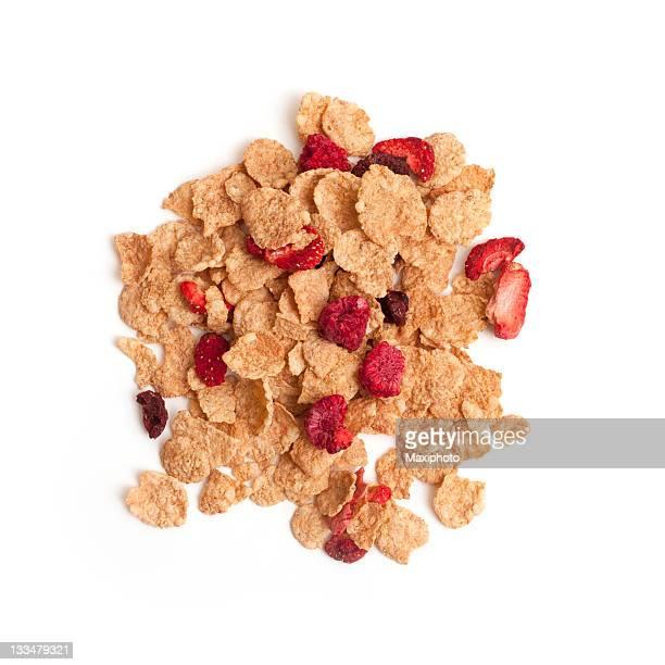 Mezcla de desayuno y granola cereales