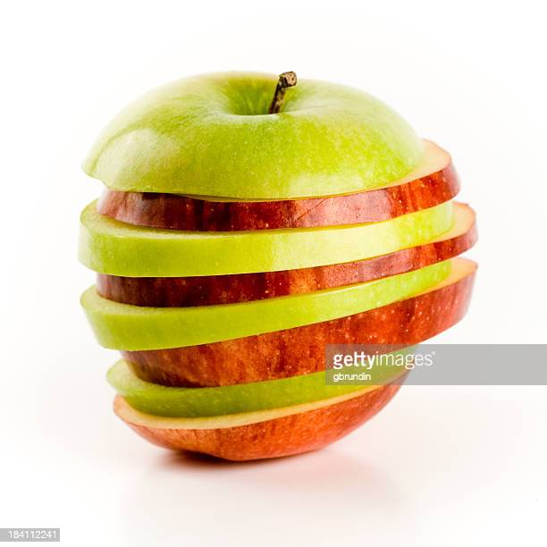 Gemischte apple
