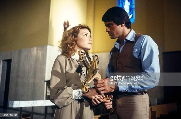 VEGA$ Mixed Blessings Season Two 10/3/79 Cassie Yates Robert Urich on the Walt Disney Television via Getty Images Television Network drama Vega$ Dan...