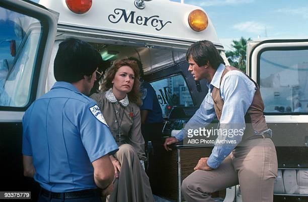 VEGA$ Mixed Blessings Season Two 10/3/79 Extra Cassie Yates Robert Urich on the Walt Disney Television via Getty Images Television Network drama...