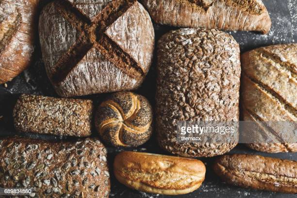 Mixed breads