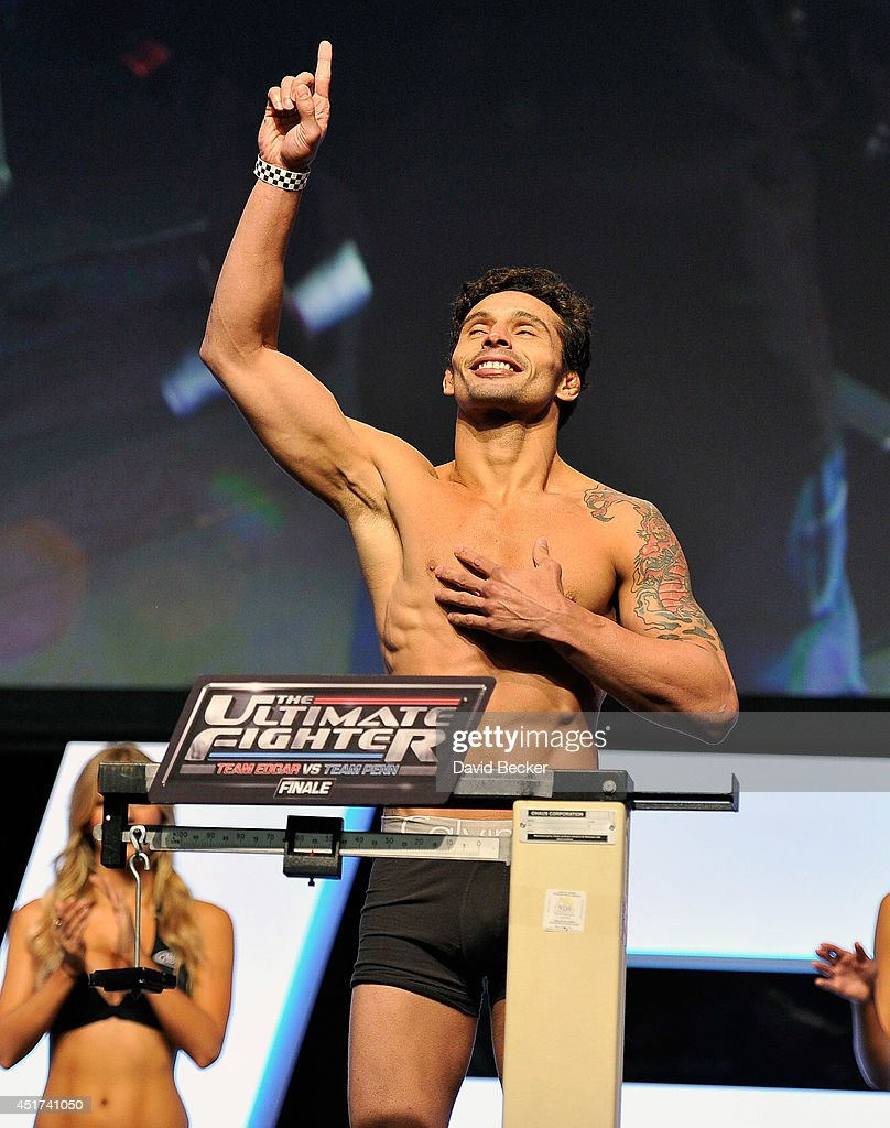 TUF 19 Finale Weigh-in