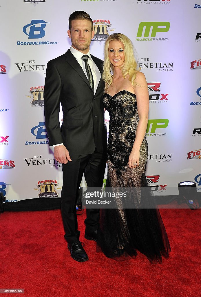 The 7th Annual Fighters Only World Mixed Martial Arts Awards At The Venetian : News Photo