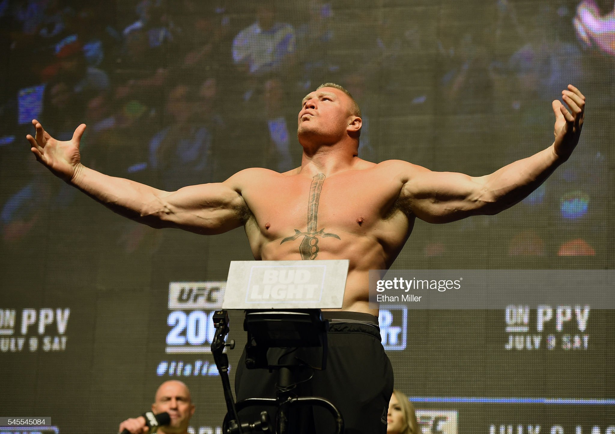 UFC 200 - Weigh-in : News Photo