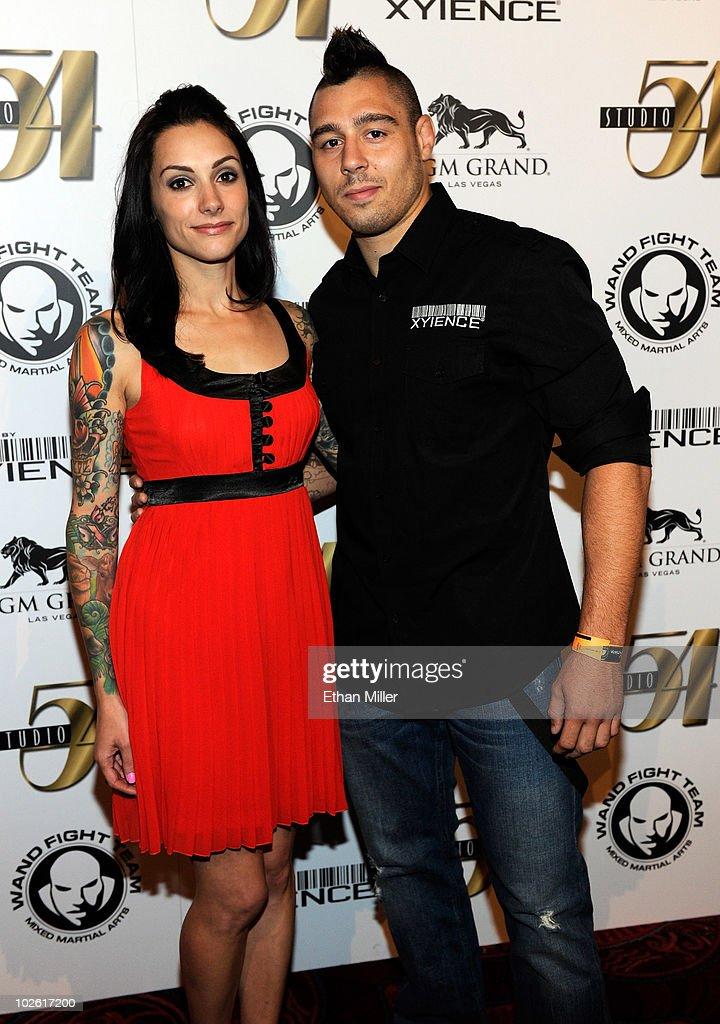 Wanderlei Silva Birthday And UFC 116 Post-Fight Celebration At Studio 54