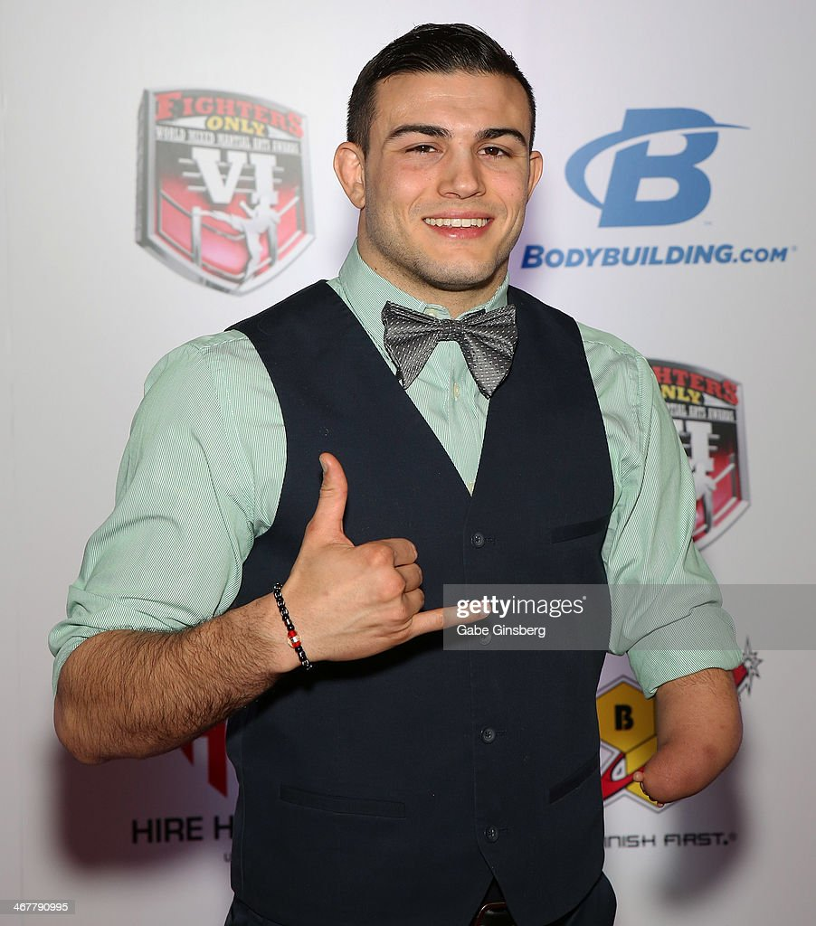 Sixth Annual Fighters Only World Mixed Martial Arts Awards : News Photo