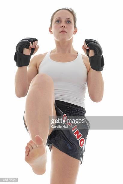 Mixed martial artist.