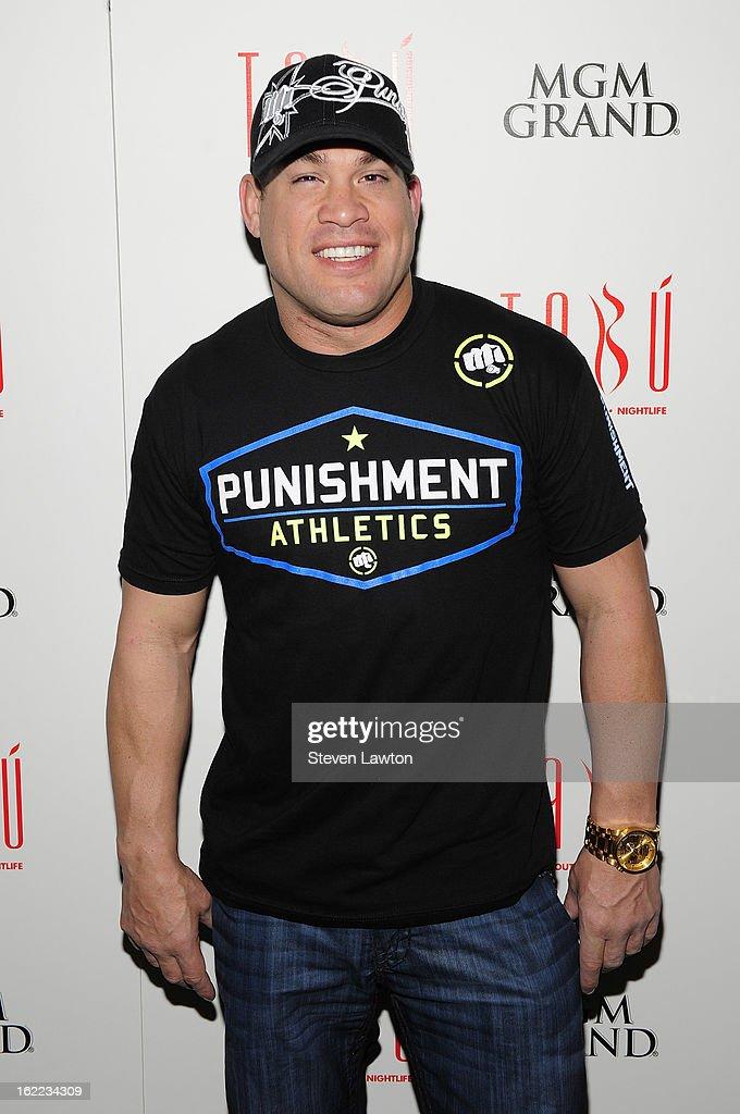 """UFC Superstar Tito Ortiz Hosts """"Punishment Athletics"""" Party"""