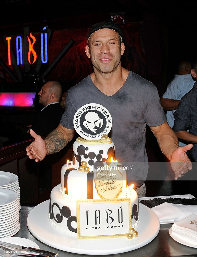 Wanderlei Silva Birthday Party At Tabu Ultra Lounge News Photo