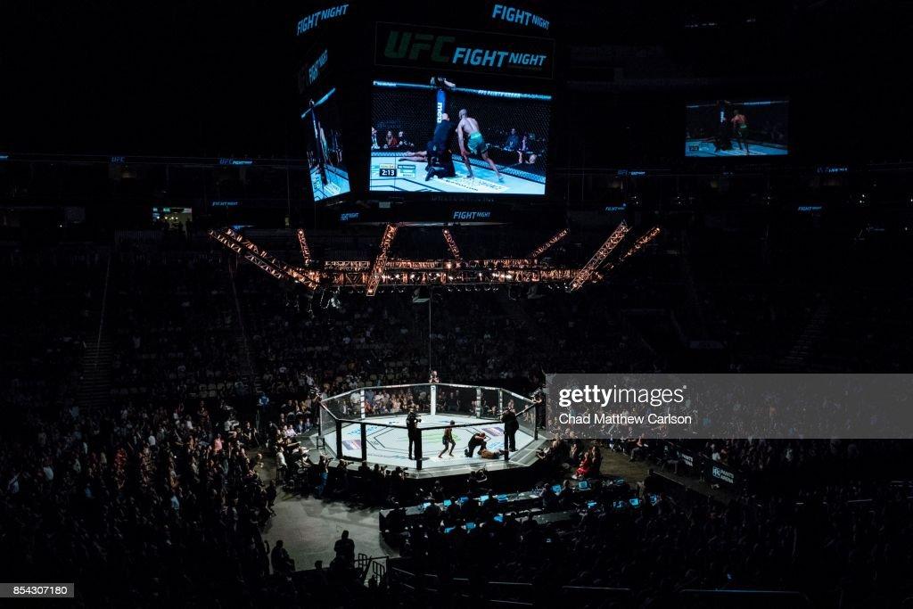 Ultimate Fighting Championship: UFC Fight Night 116 : News Photo