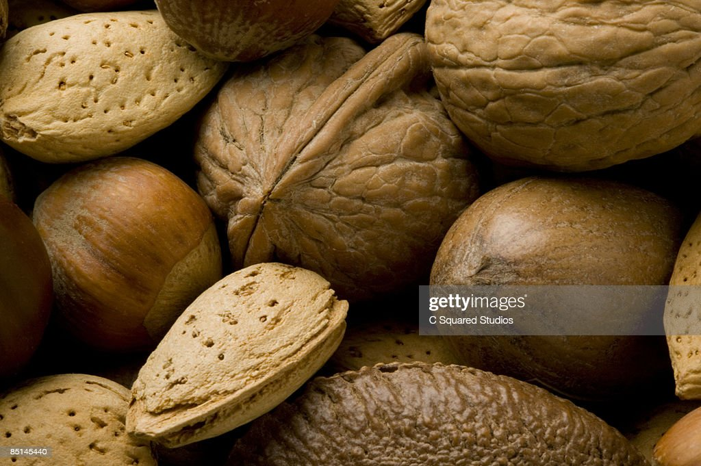 Mixed Nuts : Stock Photo