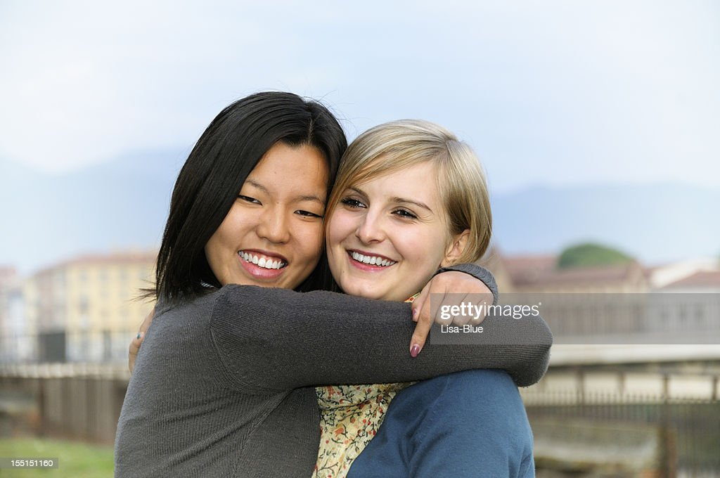Mixed Race Couple : Stock Photo