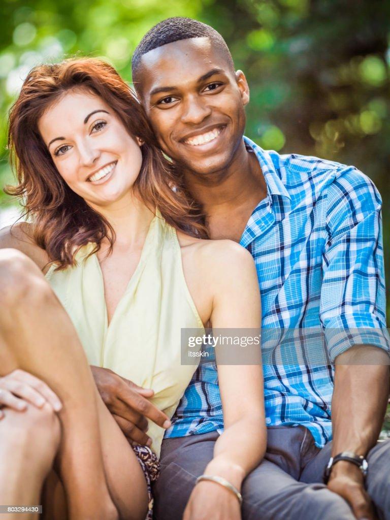 Dating außerhalb der Rasse