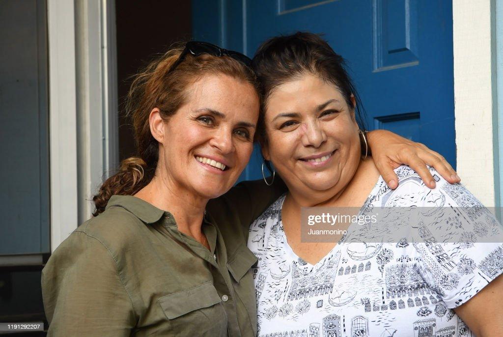 Mexican Mature Lesbians