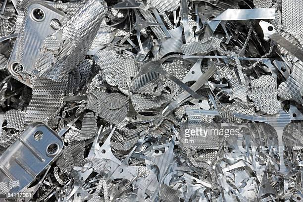 Gemischte Schrott Aluminium