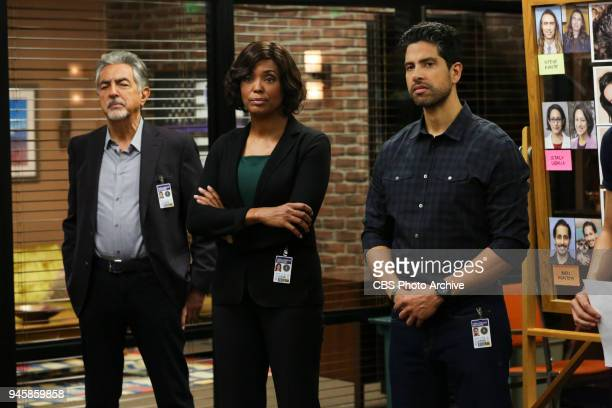 """Mixed Signals"""" -- The BAU is called to Taos, N.M. To investigate an UnSub who is targeting his victims' temporal lobes, on the first episode of the..."""