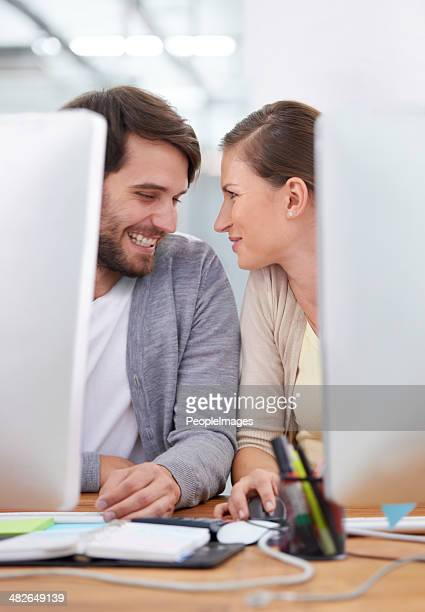 mixing business with pleasure - work romance stock pictures, royalty-free photos & images