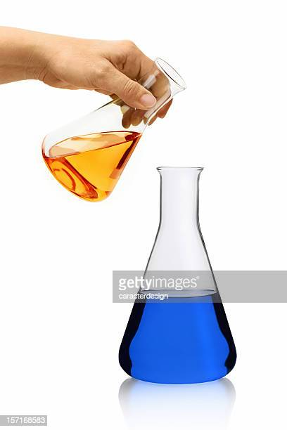 mixture - potion stock photos and pictures