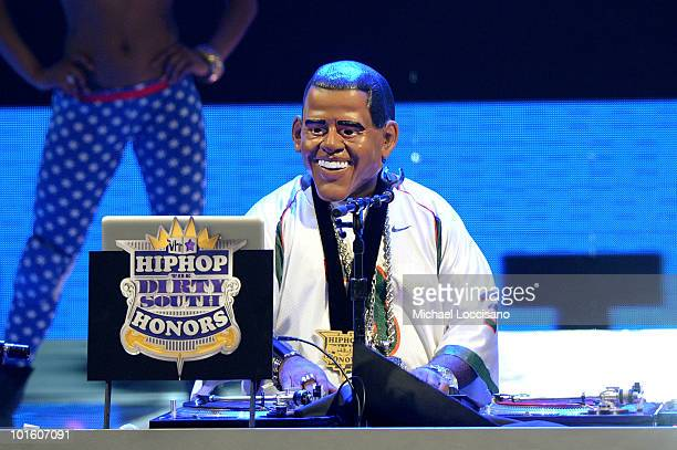 Mixx of 2 Live Crew performs onstage at the 2010 Vh1 Hip Hop Honors at Hammerstein Ballroom on June 3, 2010 in New York City.