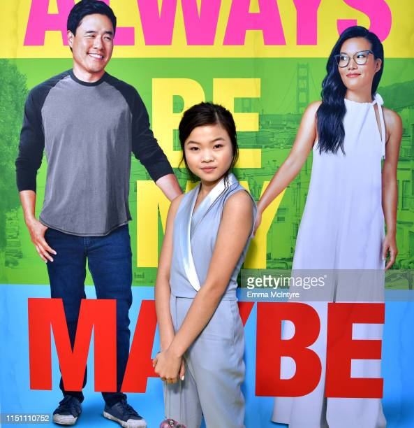 Miya Cech attends the world premiere of Netflix's 'Always Be My Maybe' at Regency Village Theatre on May 22, 2019 in Westwood, California.