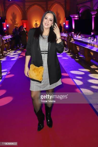 Miyabi Kawai attends the Ernsting's Family Fashion Dinner on November 26, 2019 in Hamburg, Germany.