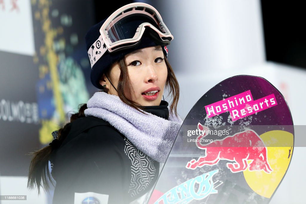2019 Air+Style Beijing FIS Snowboard Big Air World Cup - Day 3 : News Photo