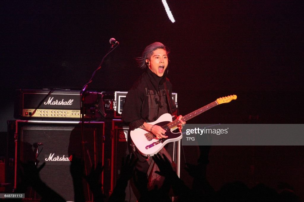 Miyavi Pictures Getty Images