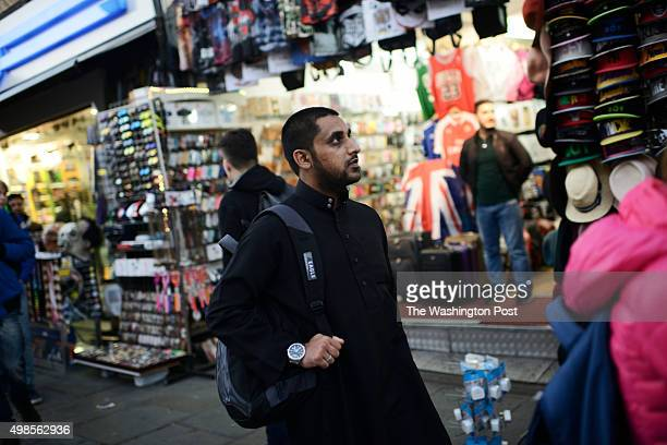 OCTOBER 28 LONDON Mizanur Rahman an alleged ISIS recruiter is awaiting trial in the UK where he was born and raised Mr Rahman is pictured here in...