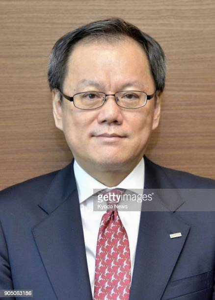 Mizuho Securities Co President Tatsufumi Sakai seen in this undated photo will succeed Yasuhiro Sato as president of Mizuho Financial Group Inc...