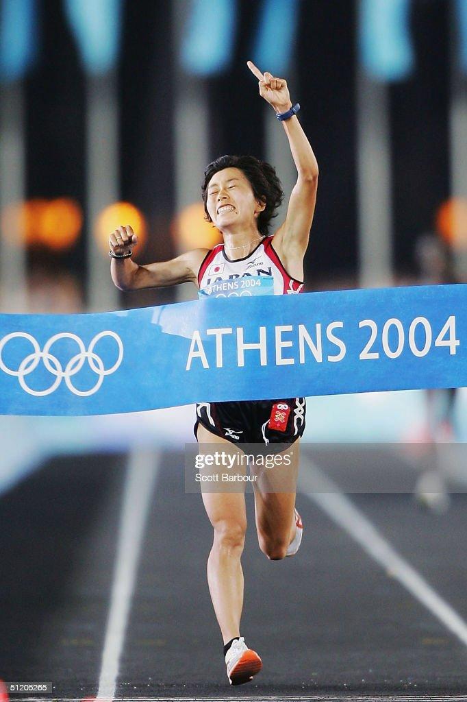 Womens Marathon : News Photo