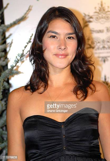 Mizuo Peck during 2006 Snow Ball Children's Benefit at Bungalow 8 in New York City New York United States