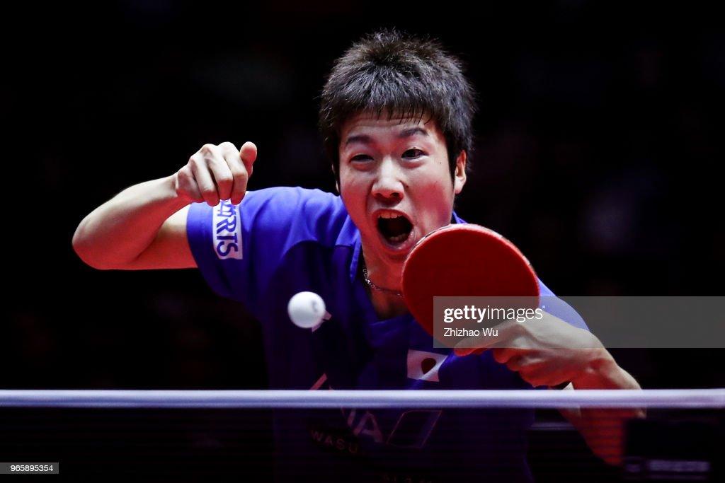2018 ITTF World Tour China Open - Day 3