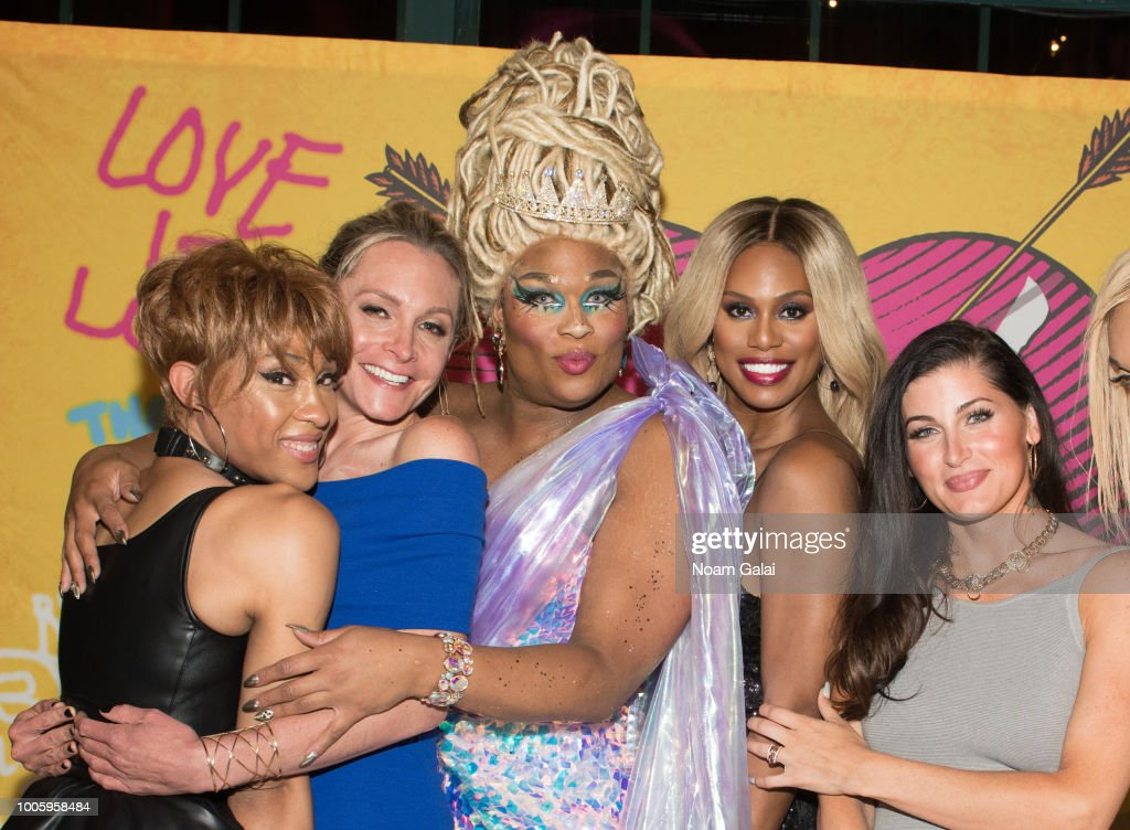 """Head Over Heels"" Broadway Opening Night - After Party : News Photo"