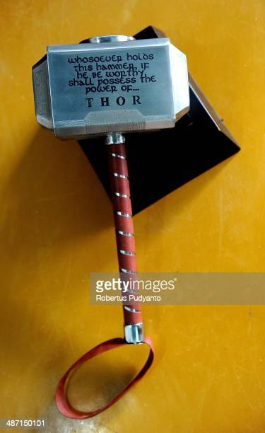 hammer of thor stock photos and pictures getty images