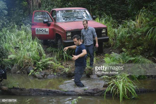 E mlama pono MacGarrett and Danny finally track down the missing uranium which has been used to build a bomb located in the middle of the jungle Now...