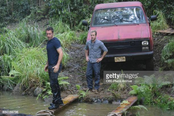 'E mlama pono' MacGarrett and Danny finally track down the missing uranium which has been used to build a bomb located in the middle of the jungle...