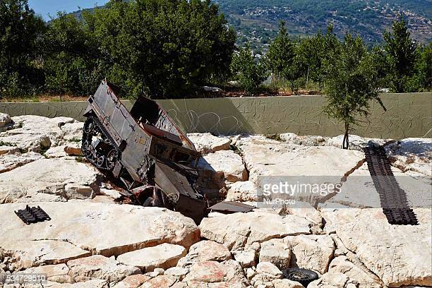Mleeta Lebanon The Tourist Landmark of the Resistance is a war museum operated by Hezbollah near the village of Mleeta in southern Lebanon The museum...