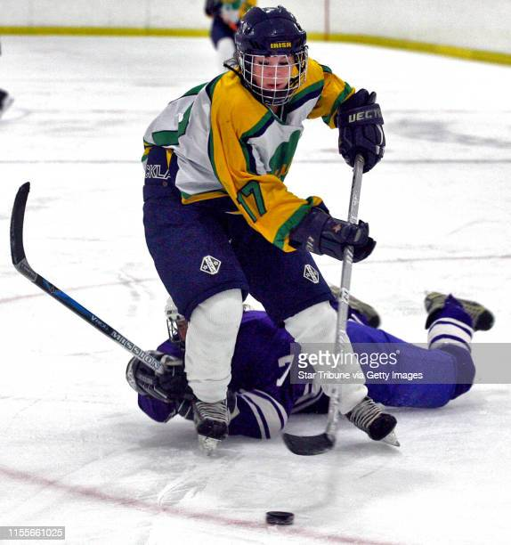 LEVISON *mlevison@startribunecom 11/08/07 Assign#00000339A The Rosemount girls hockey team has a plethora of young players in their lineup this...