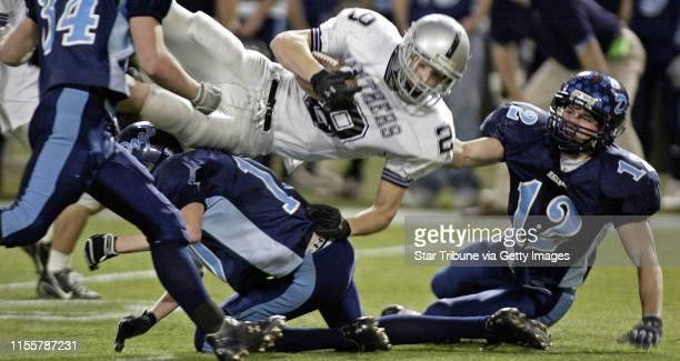 LEVISON * mlevison@startribunecom 11/24/06 Assign# 107474 GENERAL INFORMATION 3A championship football game Becker vs Glencoe Silver Lake IN THIS...