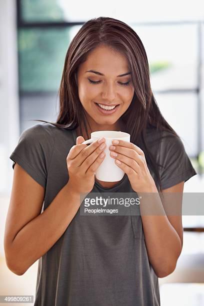 Mmm.now que es un excelente café
